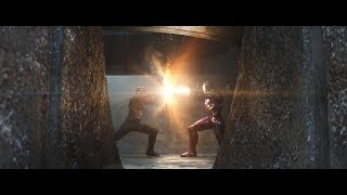 """Iron Man and Captain America (Civil War) - """"Counting Stars"""" by OneRepublic"""