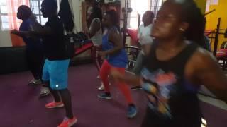 Aerozumba Dance workout