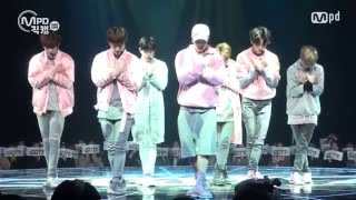 [MPD직캠] 갓세븐 직캠 Fly GOT7 Fancam @엠카운트다운_160324