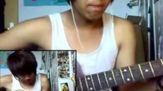 Because I'm Stupid 내 머리가 나빠서 (Guitar Cover)  SS501