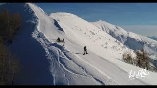 Val d'Allos  : ski, laissez-vous séduire
