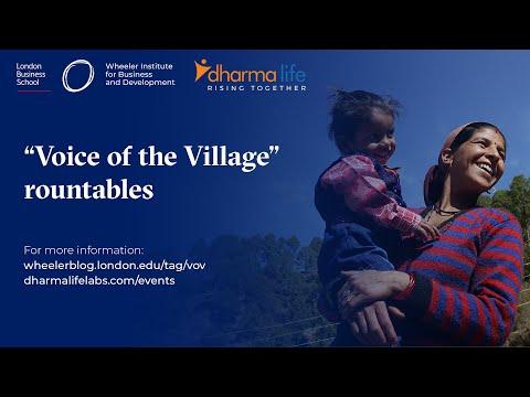 Voice of the Village | The JAYA Alliance for women's livelihoods