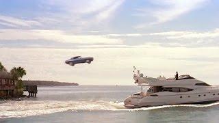 2 FAST 2 FURIOUS - Boat Jump (69 Camaro Yenko) #1080HD