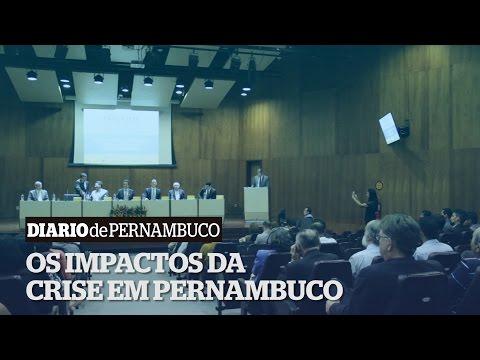 Diario promove semin�rio sobre a crise econ�mica em Pernambuco