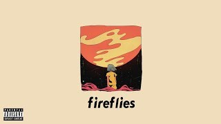 Frank Ocean Type Beat - fireflies (ft. Oh Wonder) || SAD LOFI TYPE BEAT