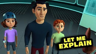 Netflix Has A SPY KIDS CARTOON Show