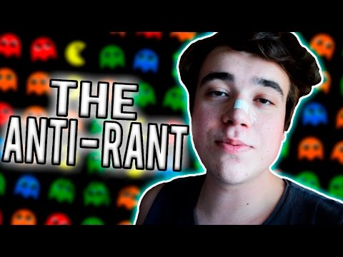 The Anti-Rant: Videogames