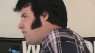 Travis Powell sings 'Johnny B Goode' Elvis Week 2013