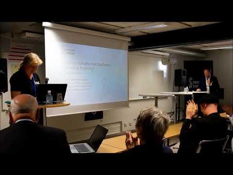 Seminarie i Almedalen 2017 del 1