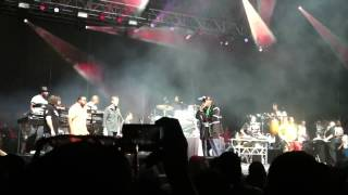 """Rakim w/ The Roots - """"I Know You Got Soul"""" [mini-clip #3], Roots Picnic, PHILLY, 6/3/12"""