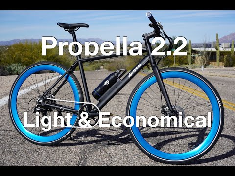 Propella 2.2 Electric Bike Review | Electric Bike Report