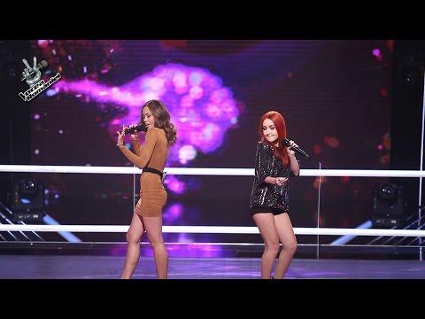 Rose Marie Velasquez & Mihaela Chisnencu - Sugar | Vocea Romaniei