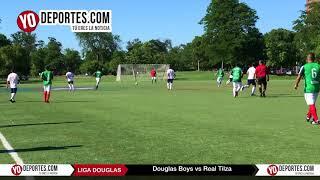 Douglas Boys vs. Real Tilza Liga Douglas