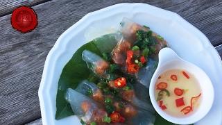 Jn Banh Bot Loc   Vietnamese Shrimp Tapioca Dumplings Updated HD