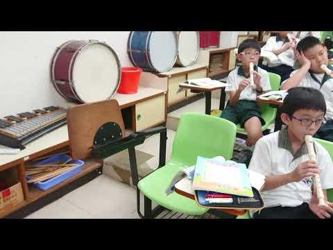 2019 四年12班演奏  直笛曲: 搖籃之歌