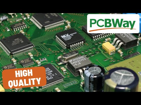 HIGH QUALITY Printed Circuit Boards from PCBWay | PCB Manufacturer