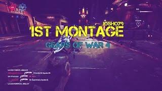 GEARS OF WAR 4  MONTAGE (GNASHER, WALLBOUNCE) | josho79