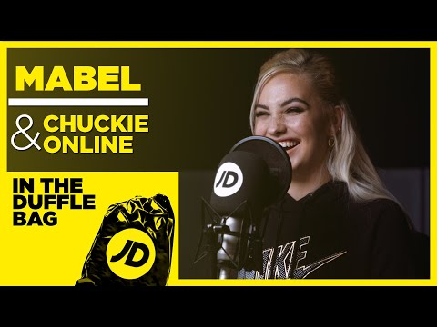 """jdsports.co.uk & JD Sports Voucher Code video: MABEL & CHUCKIE ONLINE   """"LOVE'S BEEN A BIT OF A LOSING GAME FOR ME""""   JD IN THE DUFFLE BAG PODCAST"""