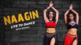Naagin   Vayu, Aastha Gill, Akasa | LivetoDance With Sonali X Kanchi Shah | Dance Cover