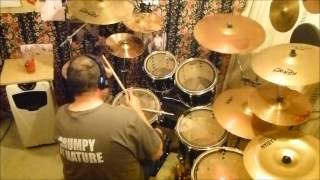Don't Dream It's Over Crowded House Drum Cover