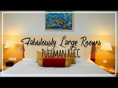 Pullman KLCC Hotel Tour | Huge Executive Club Rooms, Great Premier Lounge Service in Kuala Lumpur