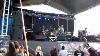 A fraqueza do medo - La Tormenta - Live In Anapolis Metal 2012
