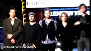 Exclusive OneRepublic Concert @WMSoundcheck