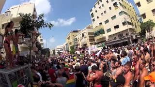 Tel Aviv Gay Pride 2013