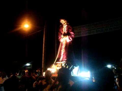 Procesión del Silencio Parroquia de Santa Ana-Chinandega-Nicaragua