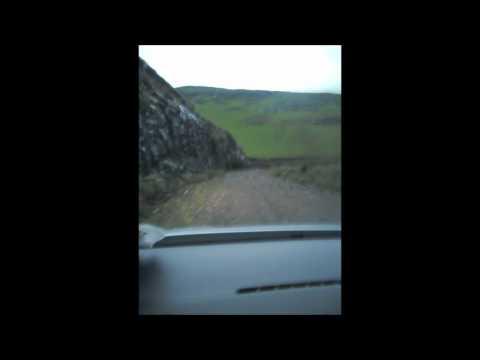 Road to Sentinel Car Park – Drakensberg, South Africa (www.travelyourassoff.com)