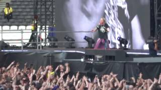 Guns n' Roses - Live And Let Die - London 2017
