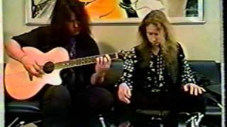 "Stratovarius - ""Forever"" Live acoustic at MTV Japan (RARE)"
