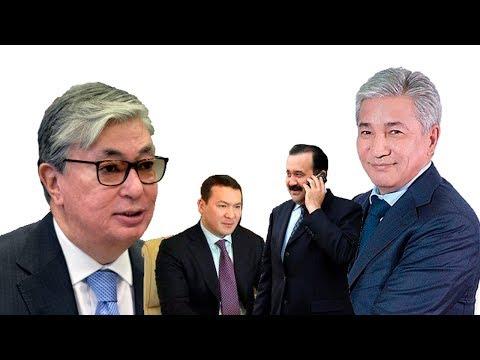 В России выбрали преемника Назарбаева / БАСЕ