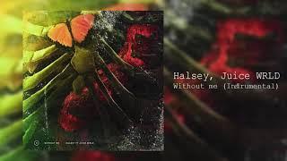 Halsey - Without Me (ft. Juice WRLD) - Instrumental | Reprod. Corti Beats