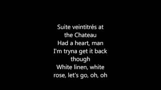 Chateau - ​Blackbear (lyrics)