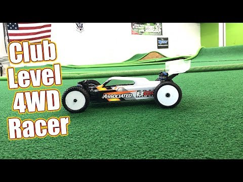 Entry-Level 4WD Buggy With Pro Performance - Team Associated RC10B64 Club Racer | RC Driver
