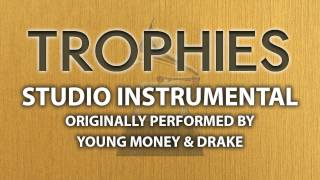 Trophies (Cover Instrumental) [In the Style of Young Money & Drake]
