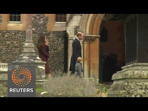 The Duchess of Cambridge turns 35