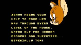 Tom & Jerry and Tuffy Intro Nes