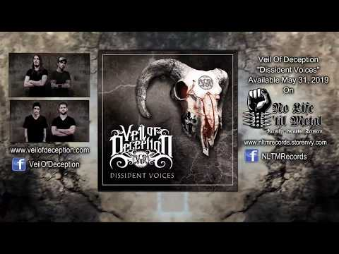 Veil Of Deception - Crooked Lines (Lyric Video)