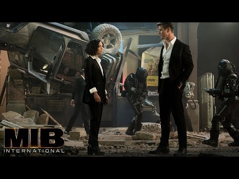 MEN IN BLACK: INTERNATIONAL. Protegiendo la Tierra de la escoria del Universo. En cines 14 de junio.