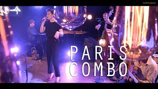 Paris Combo - Notre vie comme un western - Live @ Le Pont des Artistes