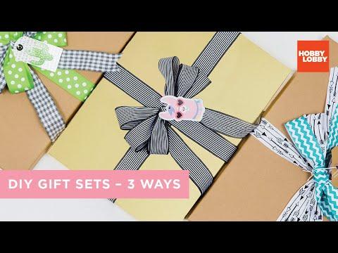 DIY Gift Sets