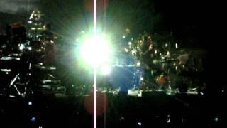 Sombras Zoé Mtv Unplugged en Aguascalientes
