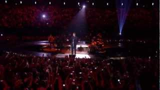 Robbie Williams Live @ the O2 - Performing FEEL