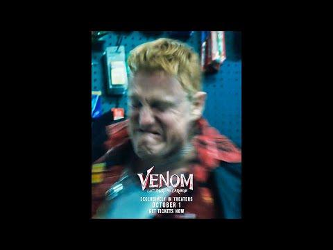 "Movie Trailer : VENOM 2 LET THERE BE CARNAGE ""Cletus Kasady"" (NEW 2021) Superhero Movie HD #shorts"