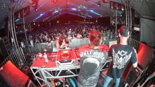 18/03  DAPANJI VS MYSTICAL COMPLEX    GARDEN MUSIC FESTIVAL 2017