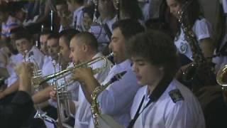 """""""Maria Leopoldina Guia"""" - Banda do Samouco no Campo Pequeno - Corrida do Emigrante 06AGO2009"""