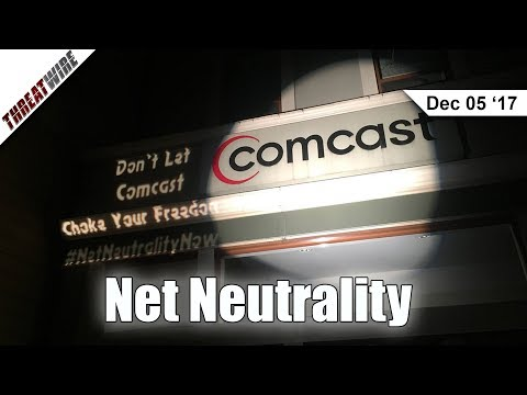 Do We Need Net Neutrality? - ThreatWire