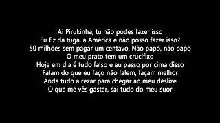 Piruka - Não Faz Isso (Letra)